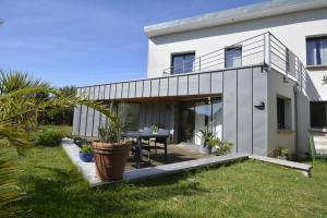 Extension de maison en zinc - La Maison Des Travaux Savigny sur Orge