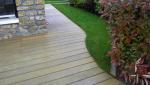 terrasse petit jardin