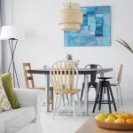Aménager une salle à manger dans un salon