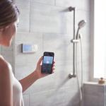 Aménager une salle de bains connectée