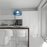 Sol en résine dans une cuisine - La Maison Des Travaux Viry-Châtillon